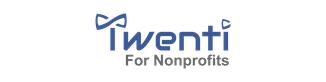 Twenti for nonprofits